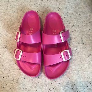 Pink Birkenstock Size 39